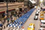 Vì sao sự kiện diễu hành 10.000 người ở New York vắng bóng giới truyền thông Mỹ?