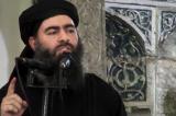 Thu linh IS Baghdadi
