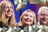 Gia dinh Clinton