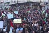 Nguoi Palestine bieu tinh chong Hamas