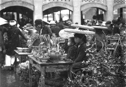 Tết xưa của người Việt (Ảnh)