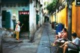 Lặng lẽ: Những con hẻm Sài Gòn