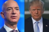 Trump - Jeff Bezos