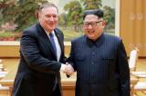 Pompeo va Kim Jong-un