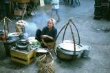 Quán ăn vỉa hè Sài Gòn xưa