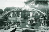 Sài Gòn xưa: Cầu ba cẳng và những truyền thuyết