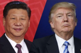 Hai ông Trump, Tập điện đàm về đại dịch viêm phổi Vũ Hán