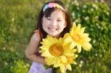 Một nụ cười có thể làm tan cả ngàn sự đau buồn