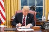 Tổng thống Trump thực hiện nguyện ước cuối cùng của người đàn ông sắp lìa trần