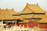 Địa vị tôn quý của sắc vàng trong văn hóa Trung Hoa