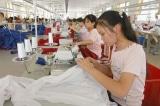 công nhân Trung Quốc; xưởng may