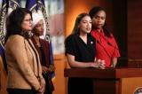 bốn nữ nghị sĩ dân chủ, bộ tứ nữ nghị sĩ dân chủ, bố nhà lập pháp dân chủ