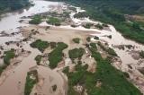 sông Mekong xuống thấp kỷ lục