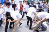 người Việt hung hăng