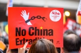 Hồng Kông, phản đối dự luật dẫn độ