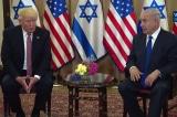 Tổng thống Donald Trump có mối quan hệ thân thiết với Thủ tướng Netanyahu