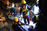 vụ cháy công ty rạng đông, nhiễm độc thủy ngân