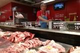 Thịt lợn, Siêu thị, Trung Quốc