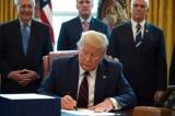 TT Trump ký luật cứu trợ kinh tế 2,2 nghìn tỷ USD