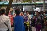 TP.HCM: Phạt đến 300.000 đồng nếu không đeo khẩu trang ra đường