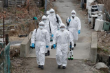 Gần 10.000 nhân viên y tế Tây Ban Nha nhiễm virus corona Vũ Hán