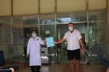 Bệnh nhân 57 nhiễm virus Vũ Hán ra viện