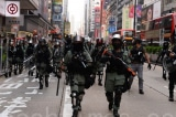 Hàng ngàn công an Đại Lục đã bí mật đến Hồng Kông?