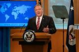 Ngoại trưởng Mỹ lên án ĐCSTQ can thiệp nghị quyết ủng hộ Pháp Luân Công của California