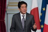 Thủ tướng Nhật Bản Abe Shinzo.