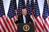 TT Trump đề nghị xét nghiệm ma túy ứng viên trước hoặc sau tranh biện tổng thống