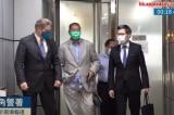 Ông Jimmy Lai được tại ngoại sau 41 giờ bị cảnh sát Hồng Kông bắt giữ