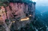 """Khám phá """"ngôi làng nguy hiểm nhất thế giới"""" ở Trung Quốc"""
