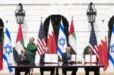 Israel ký các thỏa thuận hòa bình với UAE và Bahrain tại Tòa Bạch Ốc