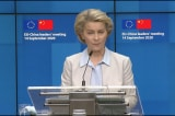 Đối đầu tại thượng đỉnh, EU từng bước áp sát ông Tập Cận Bình