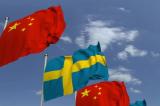 Trung Quốc-Thụy Điển lạnh nhạt trong năm kỷ niệm 70 năm thiết lập quan hệ ngoại giao