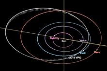 Một tiểu hành tinh tiến sát Trái Đất 1 ngày trước bầu cử tổng thống Mỹ