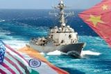 Ấn Độ hợp tác với liên minh Mỹ – Maldives để chống lại Trung Quốc