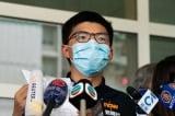 Hồng Kông: Hoàng Chi Phong bị bắt