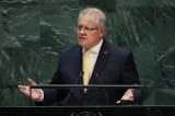 Thủ tướng Úc kêu gọi điều tra nguồn gốc COVID-19 tại Liên Hợp Quốc