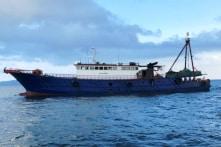 Phát hiện 2 tàu Trung Quốc xâm phạm chủ quyền Việt Nam, khai thác trộm hải sản