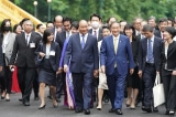 Nhật Bản tăng cường quan hệ an ninh với Việt Nam, gia tăng sức ép lên Bắc Kinh