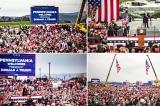 Phạm vi cử tri cơ bản của TT. Trump mở rộng chưa từng thấy