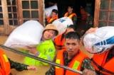 Mưa lũ miền Trung: 11 người chết và mất tích; gần 11.000 dân phải sơ tán