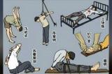 Người Hồng Kông: Các hình thức tra tấn tàn bạo trong nhà tù Đại Lục