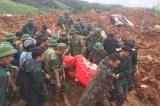 Sạt lở núi khiến 22 bộ đội ở Quảng Trị mất tích: Đã tìm thấy 10 thi thể