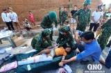 Vụ sạt lở tại Nam Trà My: Tìm thấy 33 người sống sót, 6 thi thể…
