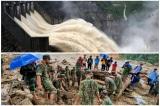 Huyện Nam Trà My sạt lở nghiêm trọng phải 'gánh' đồng thời 5 thủy điện 'cóc'