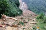 Thêm 2 người đi rừng 'biệt tích' hơn 20 ngày, nghi đã bị núi lở vùi lấp