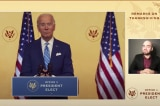 Ông Biden đọc sai từ, làm dấy lên nghi vấn đề đức tin của ông
