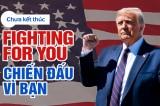 Gian lận bầu cử Mỹ: TT. Trump phản công toàn diện